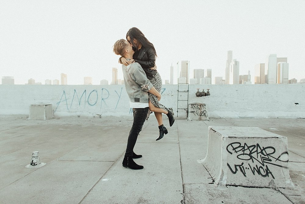 Los Angeles Engagement Photographer Rachel Wakefield Sam Artz and Nick Artz Downtown LA-36.jpg