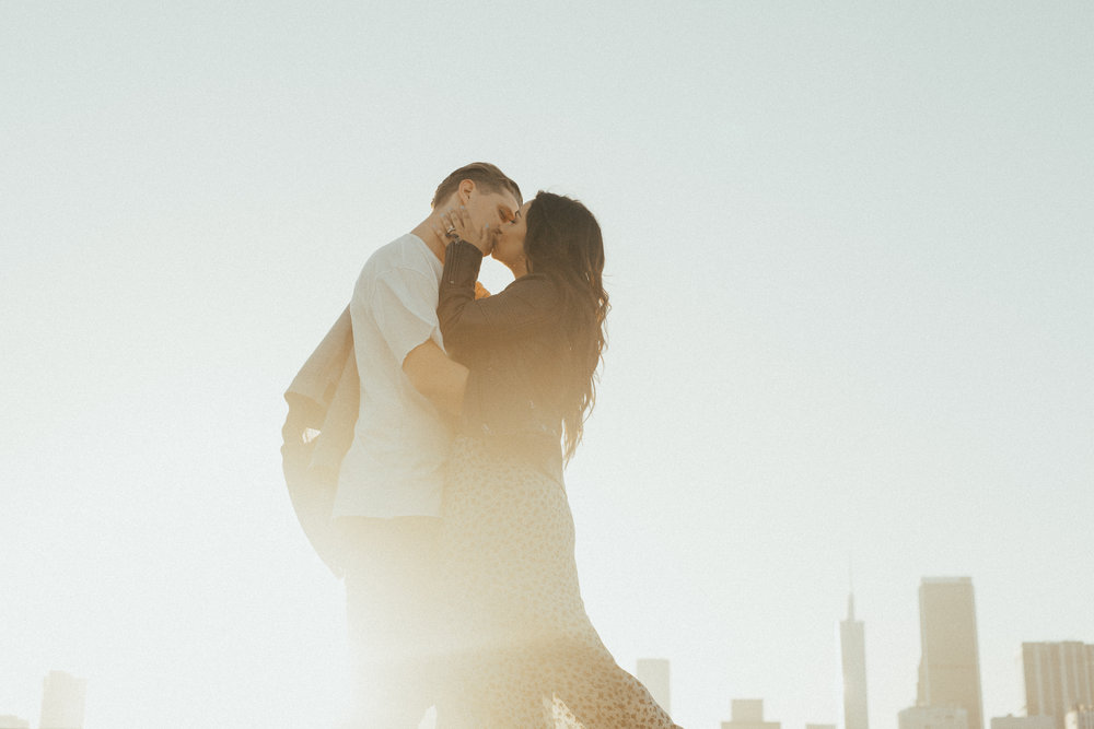 DTLA Couples Photography