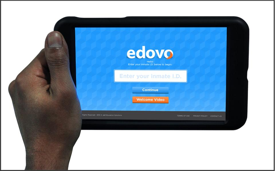 Edovo is a jail educations solutions platform