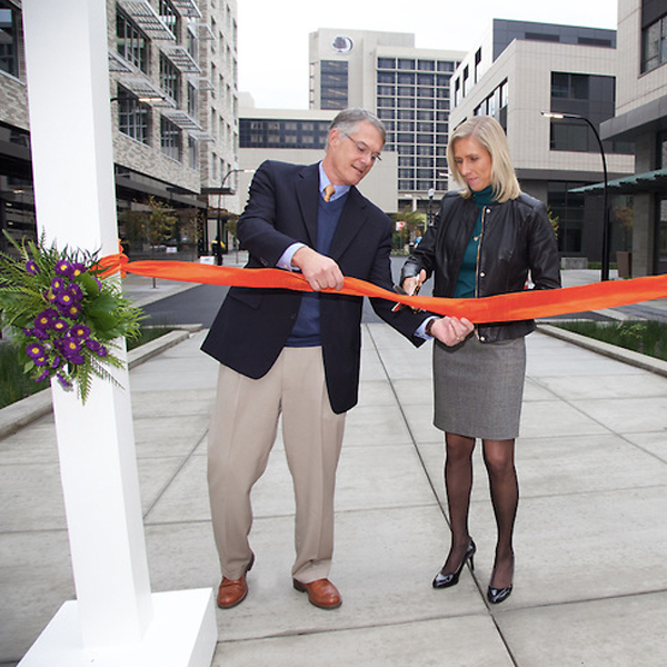 AMERICAN ASSETS TRUST Hassalo on Eighth GRAND Opening 2015   SEE MORE