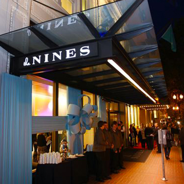 THE NINES HOTEL GRAND OPENING PARTY 2008   SEE MORE