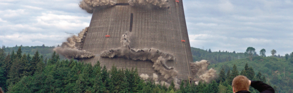 PORTLAND GENERAL ELECTRIC TROJAN IMPLOSION 2006   SEE MORE