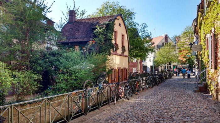 Freiburg im Breisgau Deutschland Aesum Germany