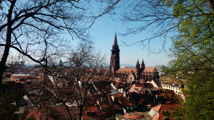 Freiburg im Breisgau Feiburger Münster Deutschland Germany Aesum