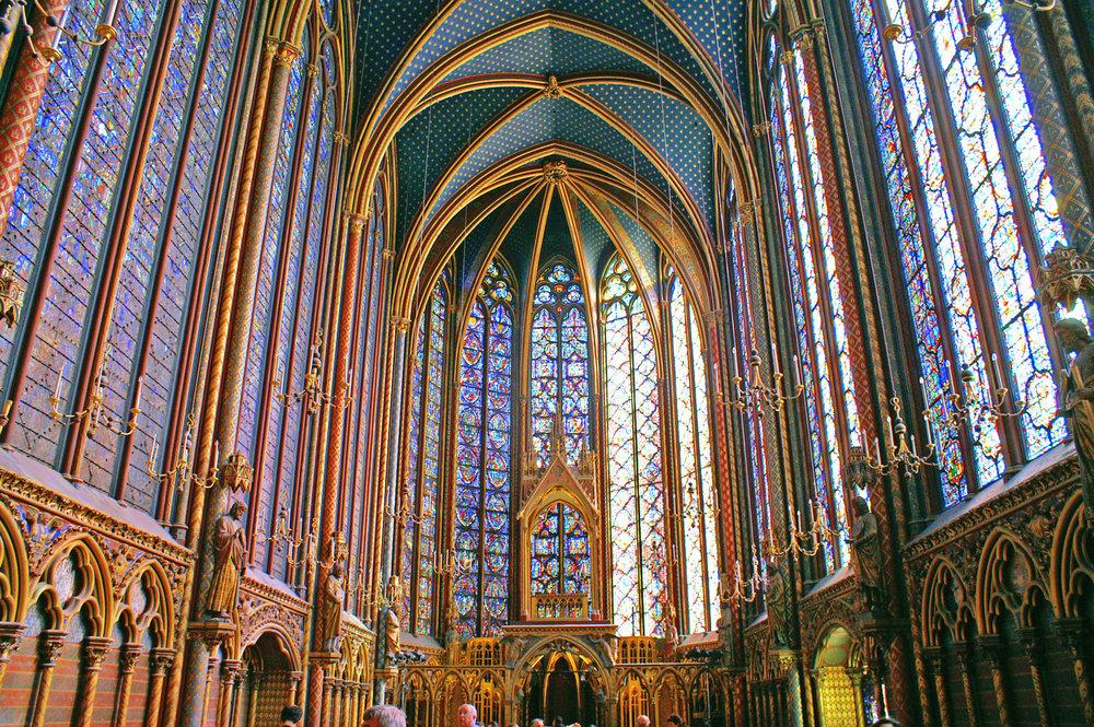 Aesum Image Saint Chapelle Source Wikimedia