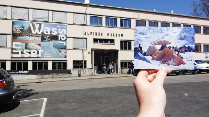 Aesum Article Blog Review Alpines Museum Bern Switzerland Schweiz Wasser Water Exhibition