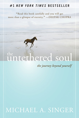 THE UNTETHERED SOUL    One of those books that really allows you to go deep,   The Untethered Soul   by Michael Singer allows you to really dive in deep. As we embark on our Spiritual Quest, this book allows you to check in with your consciousness and it's relationship with your ego to a space of moksha, liberation.