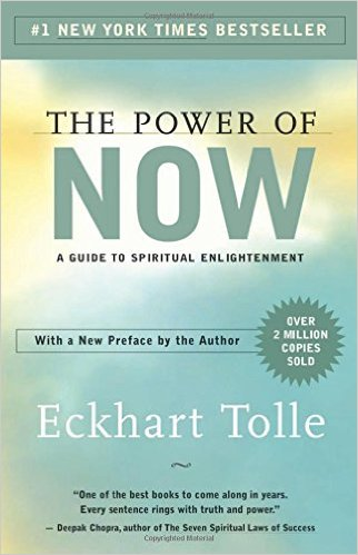 THE POWER OF NOW      The Power of Now   by Eckhart Tolle found it's way to me while I was traveling through Thailand during those dark nights of the soul. I was on a journey to find my soul and this book reminds us that beauty relies in the NOW for it is all we truly have.