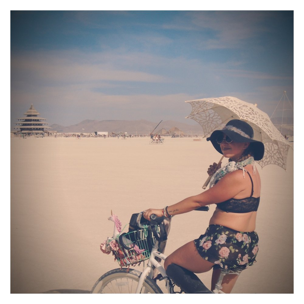 There's no place like )'(ome // Burning Man 2016