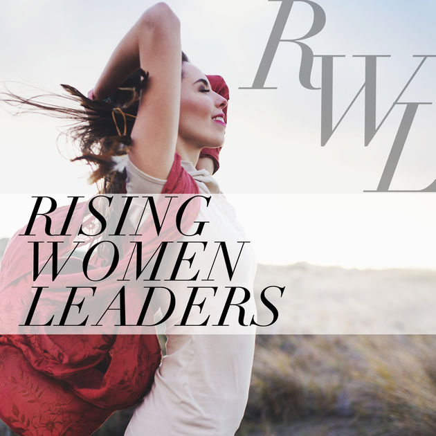 Rising Women Leaders Episode 040 | Spiritual Shift, Waking Up & Fierce Love with Sabrina Riccio
