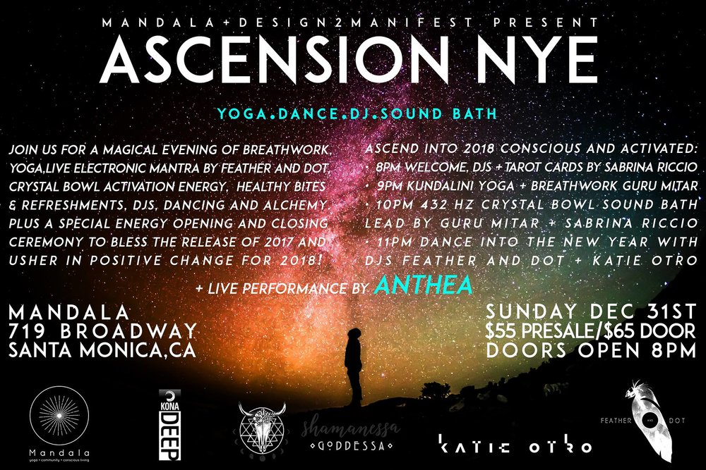 ASCENSION NYE