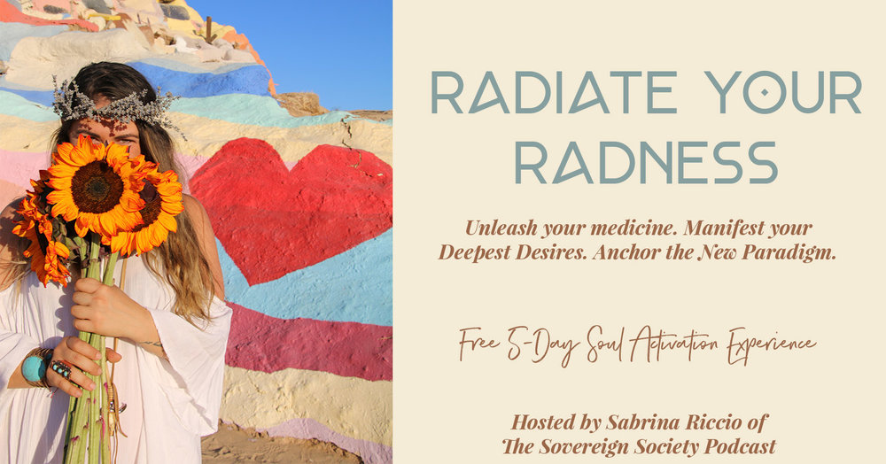 Radiate Your Radness