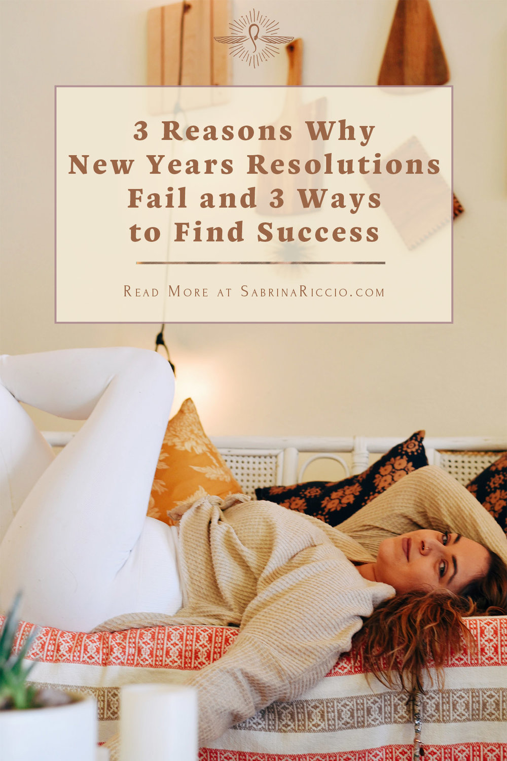 Studies show 80% of New Years Resolutions FAIL by February. Here are some tips and truths about understanding the energy of the new year and how you can work with it because instead of being a victim to the New Years Resolution pressures, you choose to be victorious. Discover More at sabrinariccio.com