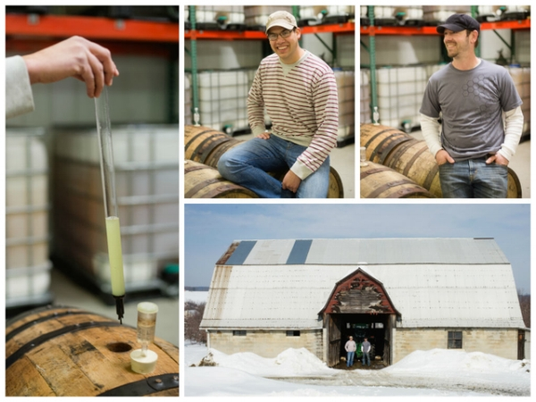 Cider Maker of the Moment: Adam's County Big Hill Ciderworks - Cider Culture