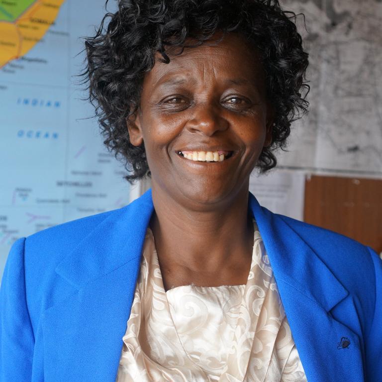 Jecinta Karani -Upper Kasarani Sub-County Coordinator