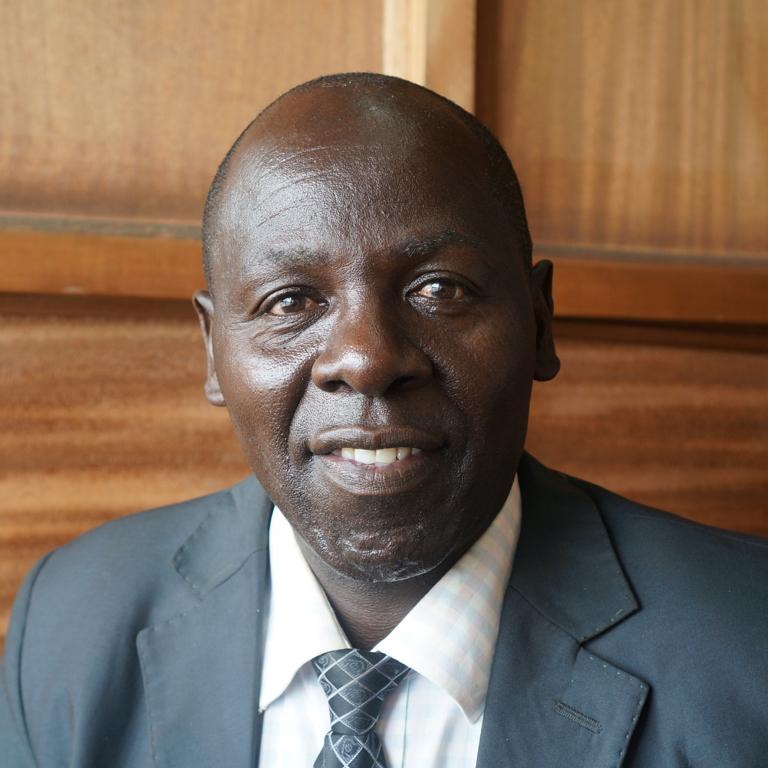 Samuel Makori - Nyamira County Coordinator