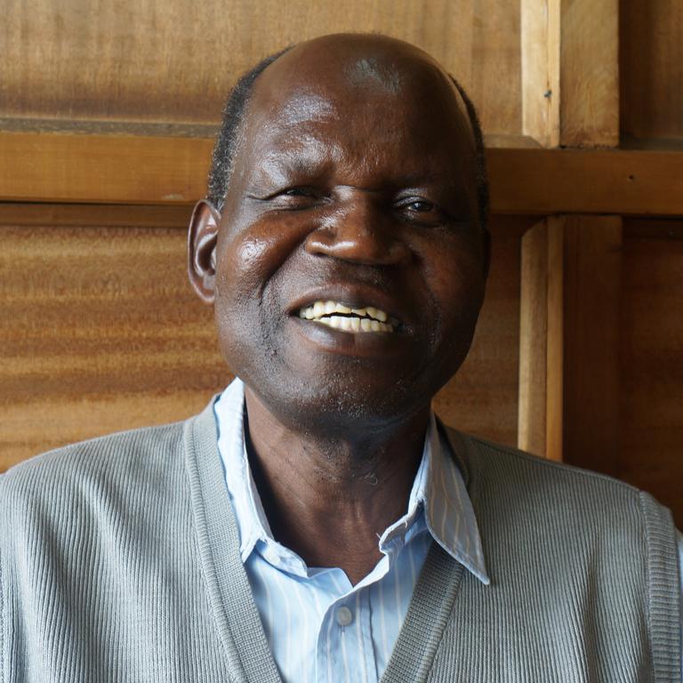 Protase Buluma -Langata/Kibera Sub-County Coordinator