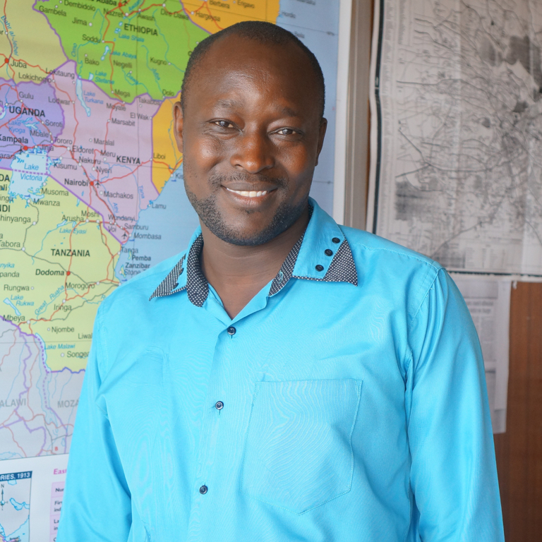 Julius Nyandega - Embakasi Central Sub-County Coordinator