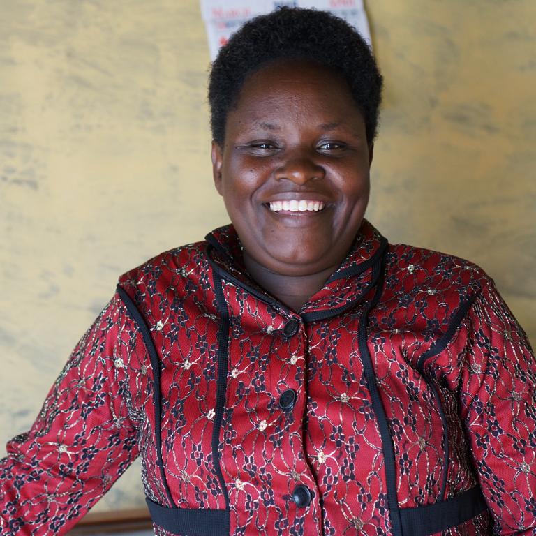 Loise Mungatia -Upper Kasarani Sub-County Coordinator
