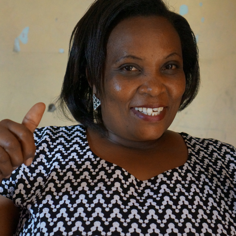 Martha Wangari - Drama, Music & Arts Coordinator of Upper Kasarani