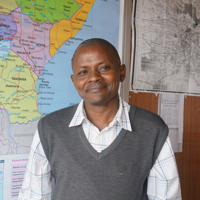 Samson Muiva - Embakasi South Sub-County Coordinator