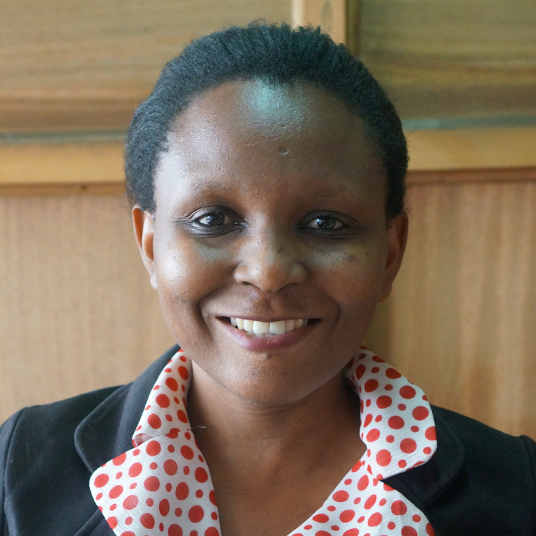Clemence Tumaini - Office Assistant