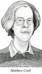 hedcut self-portrait
