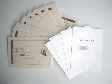 word-cards