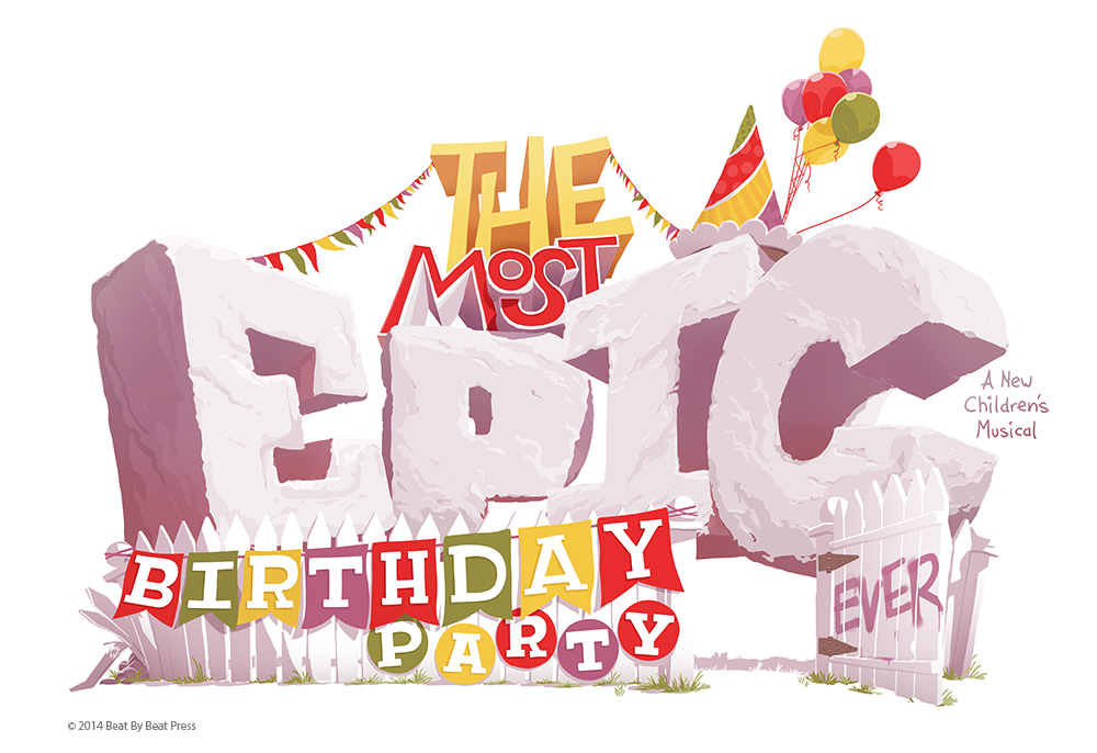 MatthewCook_Epic Birthday_title artwork