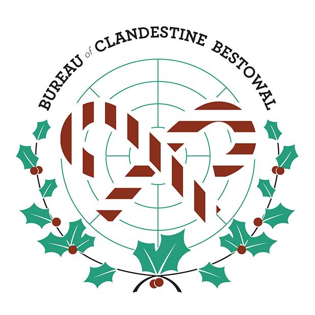 Bureau of Clandestine Bestowal Seal