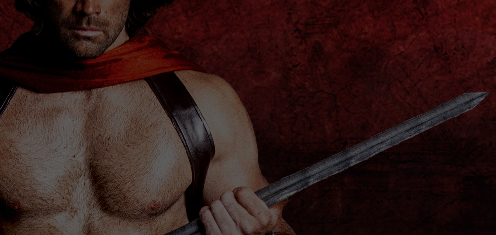 Heart of the Gladiator   His love is rough, but it cannot be tamed... or denied.   Read more