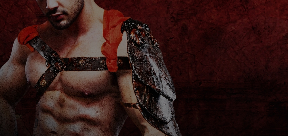 Love of the Gladiator   She has to trust him to love him... but not to want him.   Read more