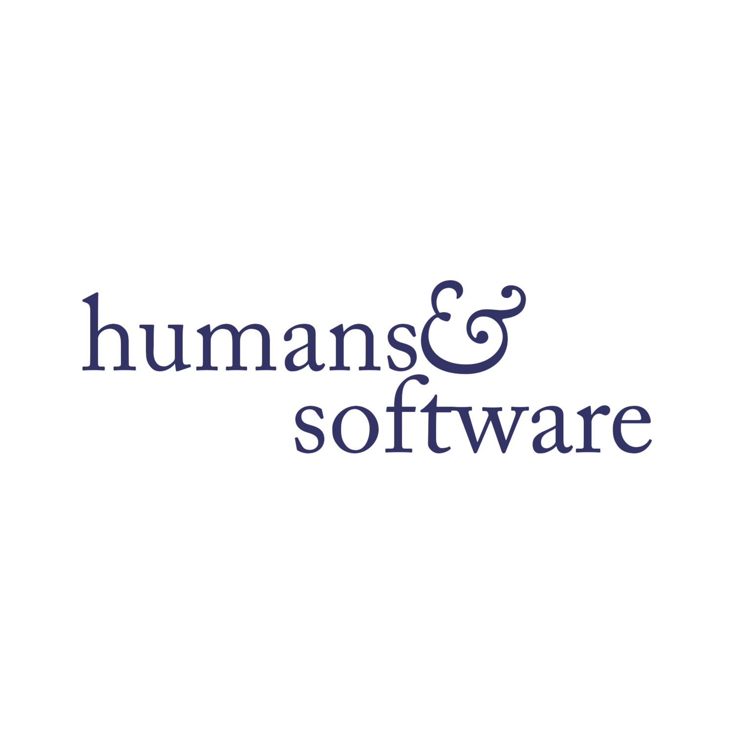Humans & Software