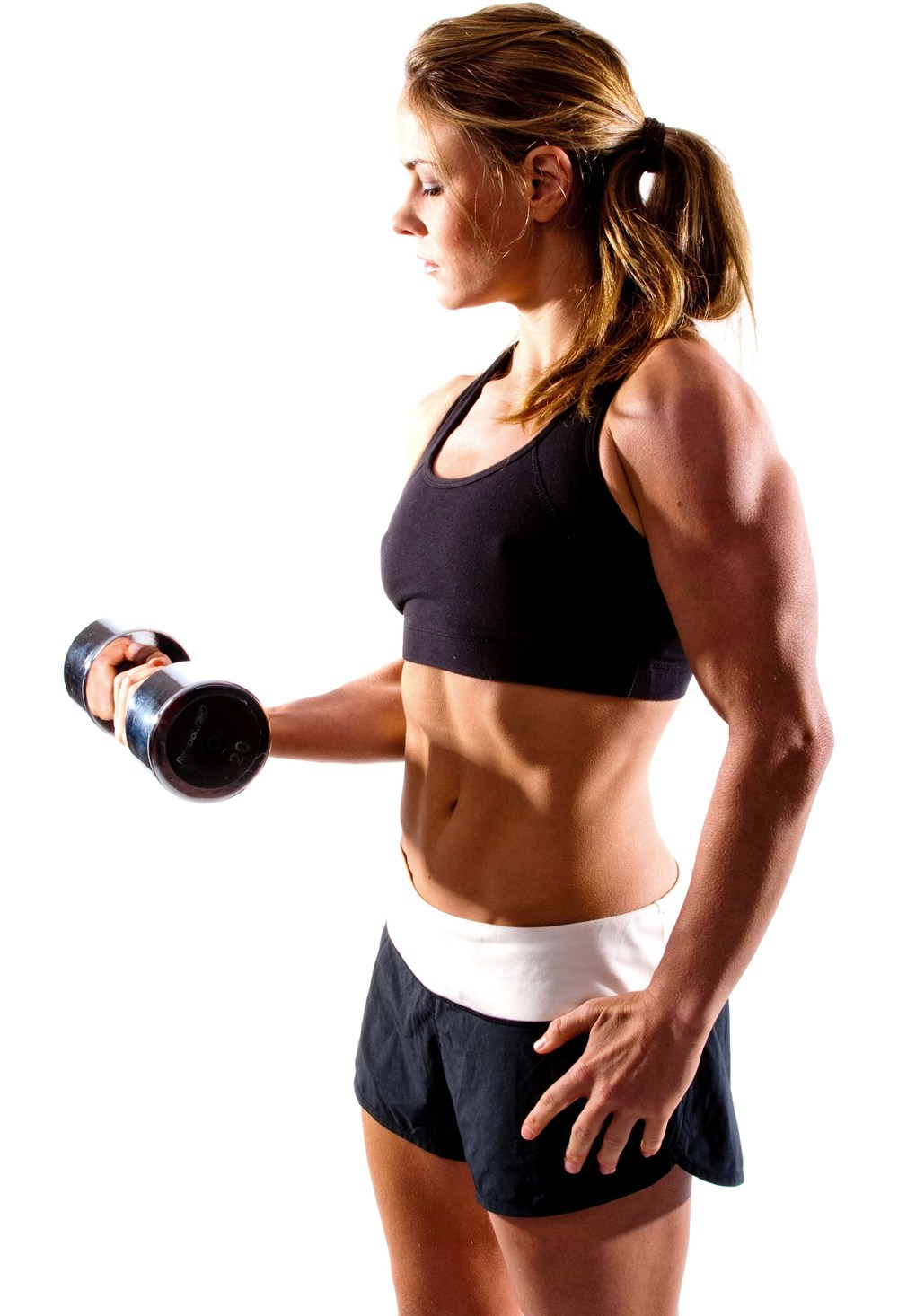 Performing weight training while pregnant? Most professionals will tell you to stop training.