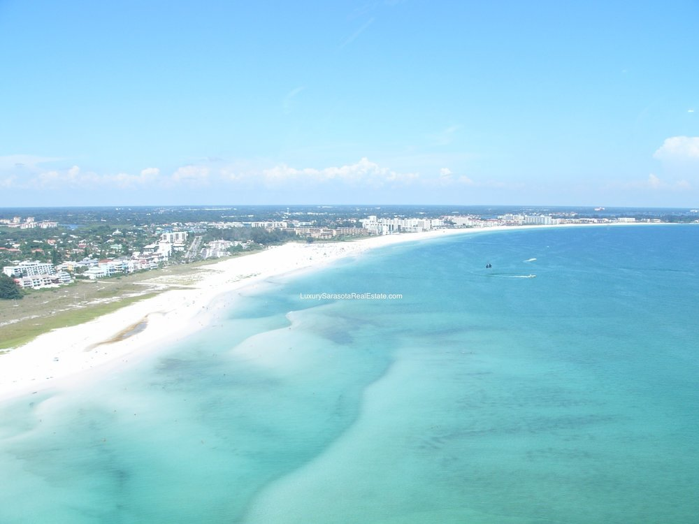 Sarasota Beach, where the lifestyle camp will be held