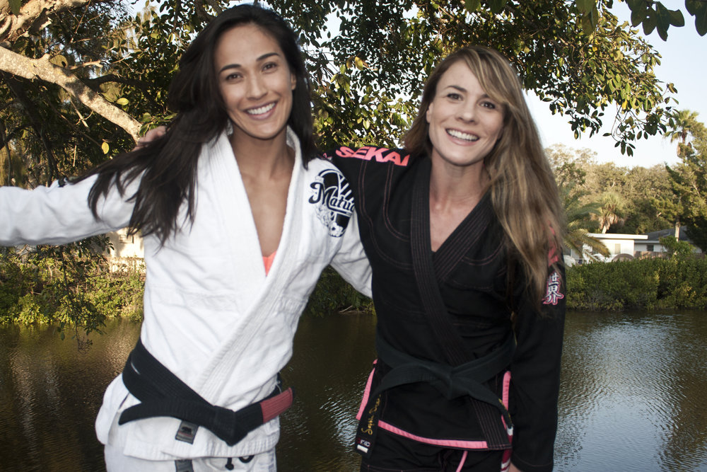 The guest instructor was Gezary Matuda who is beautiful inside and out.