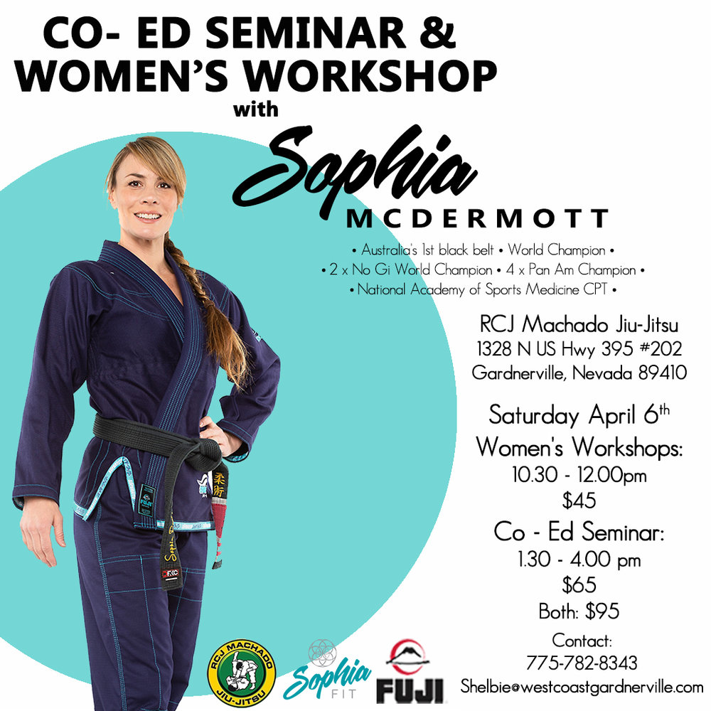 Reno Seminar April.jpg Sophia MCDermott