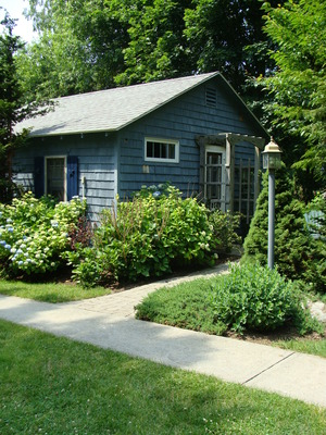 One of the lovely Beechtree Cottages in Madison, CT