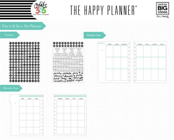 The Happy Planner™ 6 Month Extension Pack (Big)