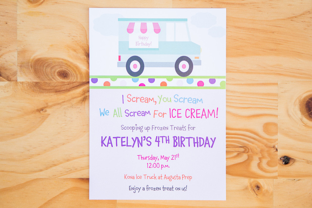 Birthday Invitation | Digital Download | $15