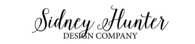 Sidney Hunter Design Logo
