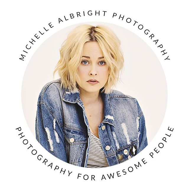 Had @d_1nonly24 in the studio yesterday ... she's like really AWESOME!! 💖😎 #michellealbrightphotography #headshots #photographyforawesomepeople