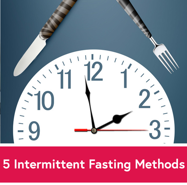 5 Intermittent Fasting Methods Which One Is Right For You Whole