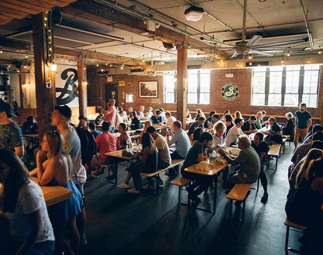 The event will take place at The Taproom at Brooklyn Brewery in Williamsburg.