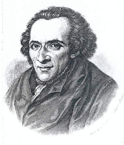 Great rabbi Moses Mendelssohn, who translated the Hebrew bible into German: a major stepping stone of German Jewish assimilation.
