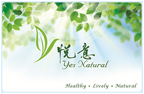 Yes Natural Membership Card