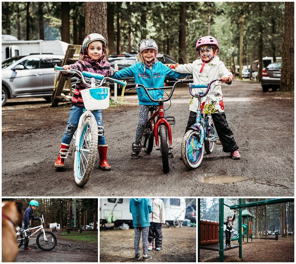 Chilliwack, British Columbia| Documentary Family Photographer| Family Filmmaker| Camping Vacation Session| Claudia Wyler Photography and Films
