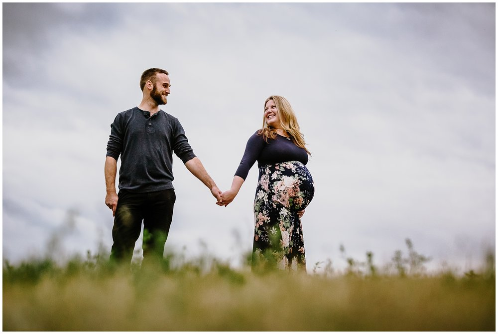 Maternity photographs in Chilliwack, BC