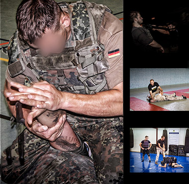 Krav Maga International Police and Military