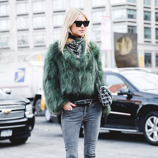 5 Faux Fur Coats That Will Warm Your Cold Black Heart — THE LADYGANG